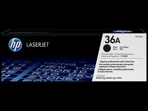 Black Toner HP 36A [CB436A]