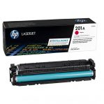 Toner HP 201A Magenta Original LaserJet Cartridge (CF403A)