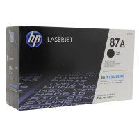HP Laserjet Toner 87A Black (CF287A)